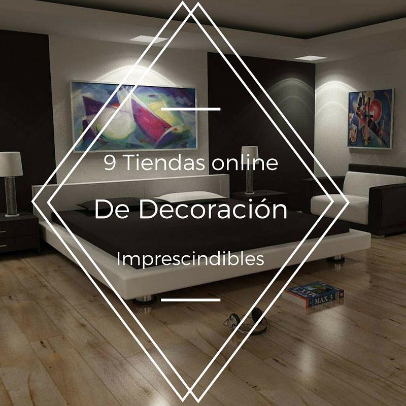 tiendas de decoracion baratas online
