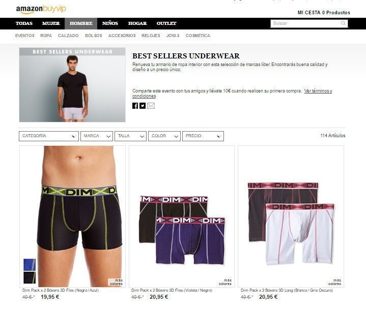 tiendas con ropa interior masculina barata calzoncillos