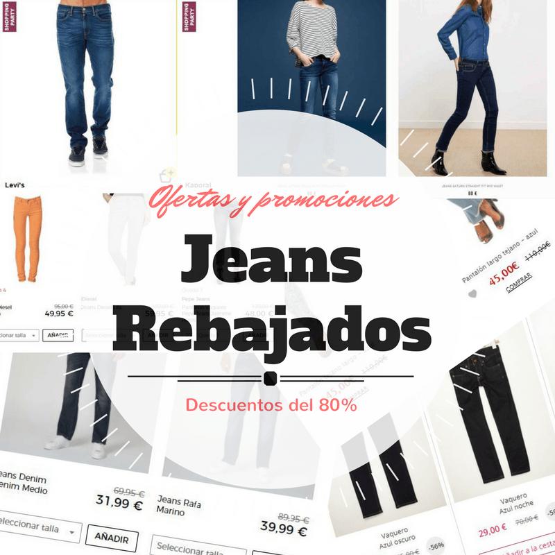b1fb6d81cacc4 Pantalones vaqueros baratos - AQUÍ las mejores ofertas jeans