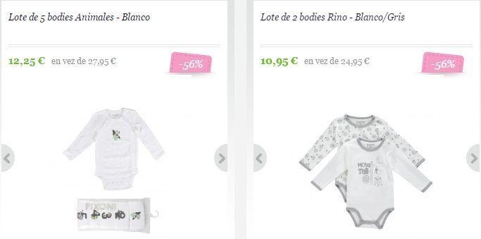 ropa de bebe barata