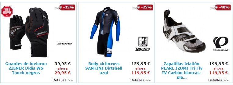 ropa de ciclismo barata