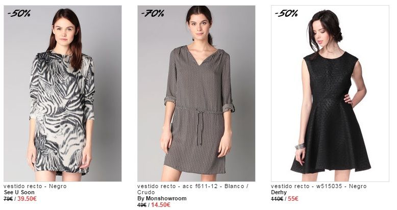 ropa barata online