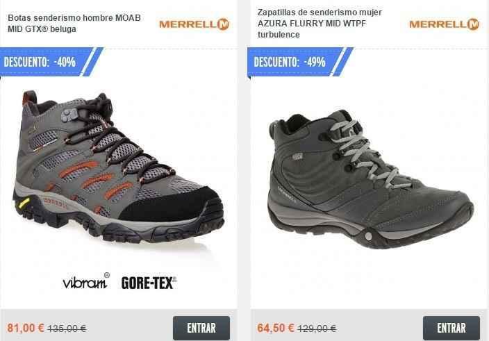 botas de montaña baratas online