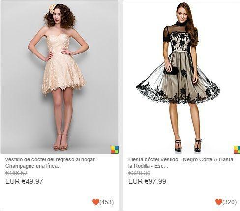 Paginas seguras para comprar vestidos de fiesta