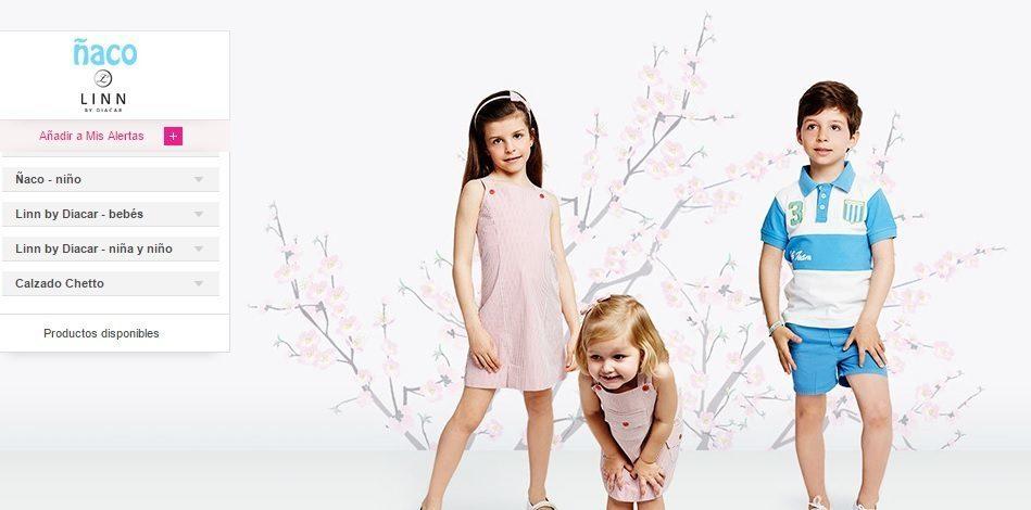 ropa de niño y niña barata