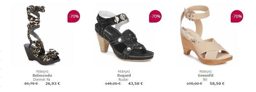3e9f6f5461db2 Esta tienda online de Zapatos es sin duda una de las mejores formas si no  la mejor de encontrar zapatos baratos de marca. en este club de ventas  privados al ...