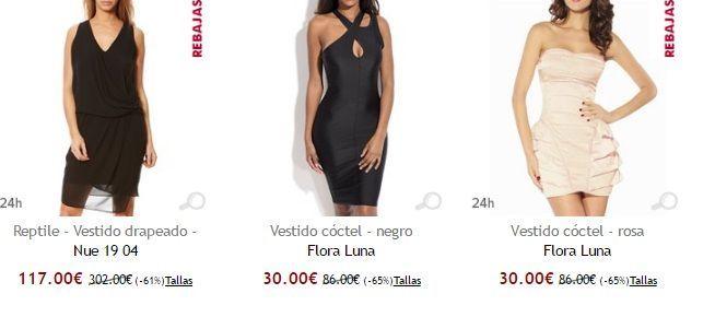 comprar vestido de fiesta barato