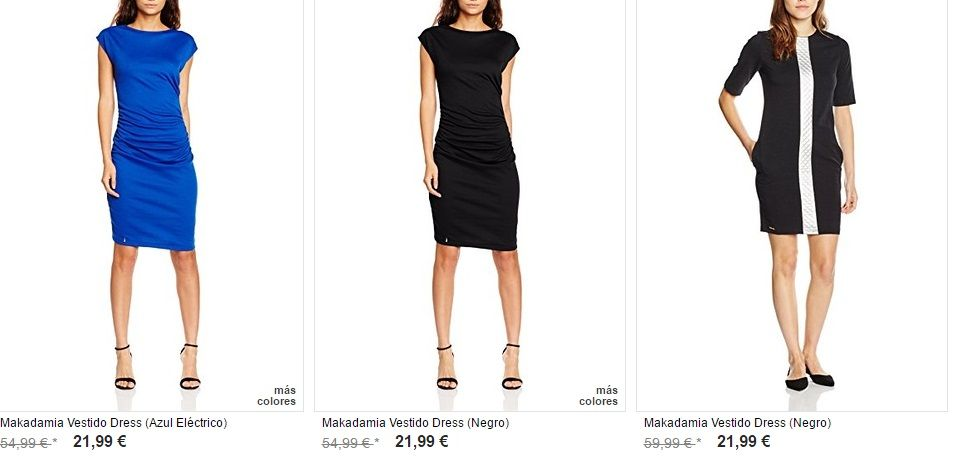 vestido corto barato online