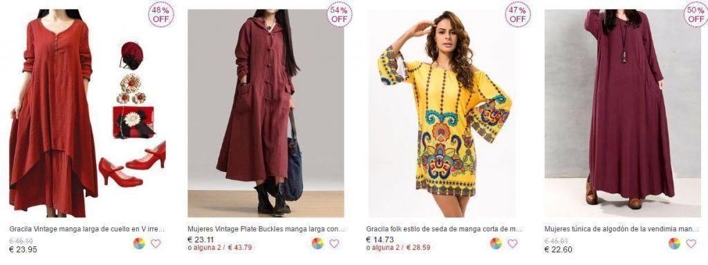 ropa china online barata