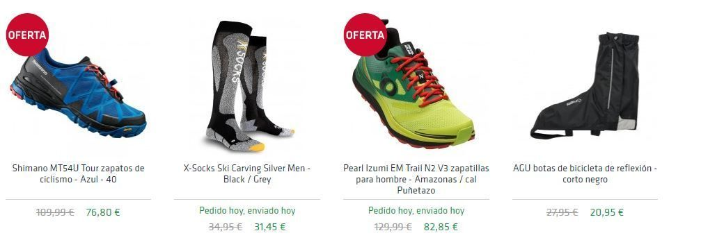ropa deportiva barata
