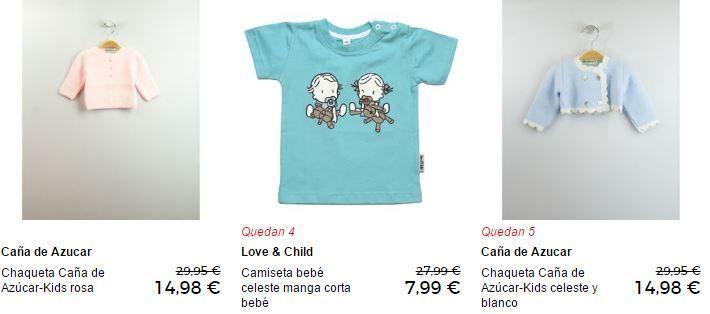 6ebcb3069 Ropa de bebé e infantil barata 🥇 𝟏𝟓 𝐭𝐢𝐞𝐧𝐝𝐚𝐬 ...
