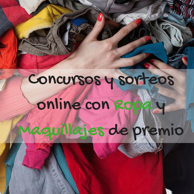 concursos de ropa online