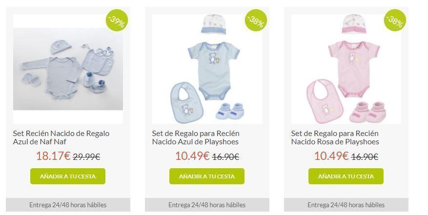 comprar ropa de bebe barata online