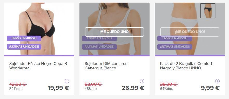 ropa barata online para mujer