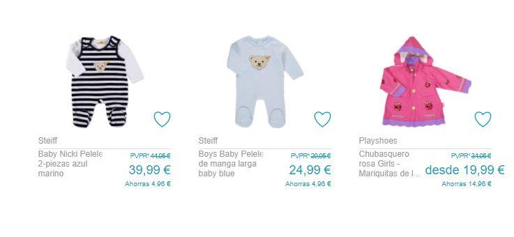 pijamas de bebe baratos