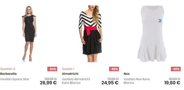 96a88b9a4 Vestidos de fiesta baratos - 12 tiendas con ofertas (Qué verás solo ...
