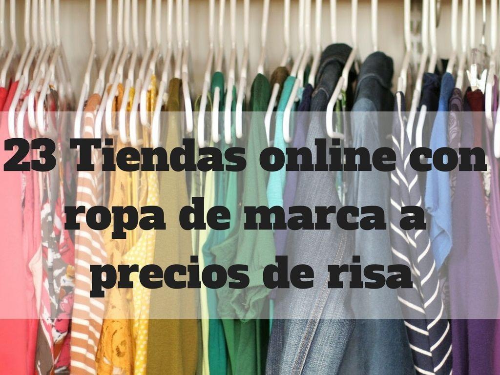 a9f2ced50325 Outlets de ropa - Guía para comprar en un outlets de moda