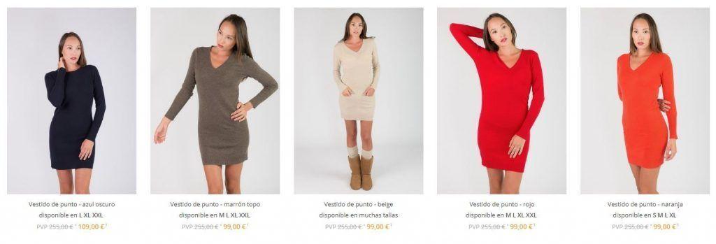 33584cc76 Vestidos de fiesta baratos - 12 tiendas con ofertas (Qué verás solo ...