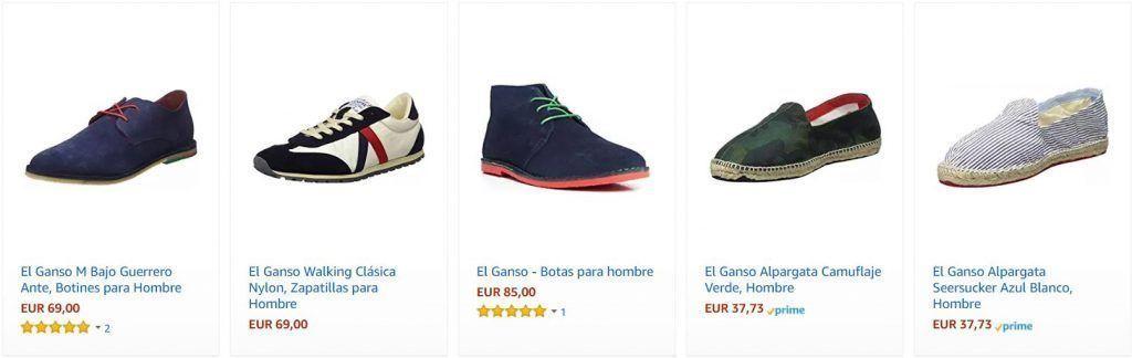 El Ganso Amazon