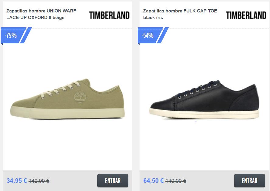 PSS zapatillas Timberland