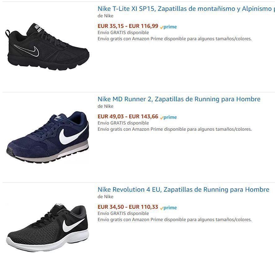 Amazon Nike