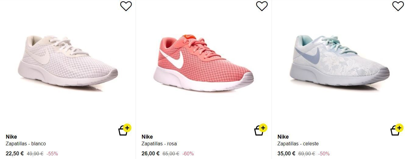 Nike mujer BA