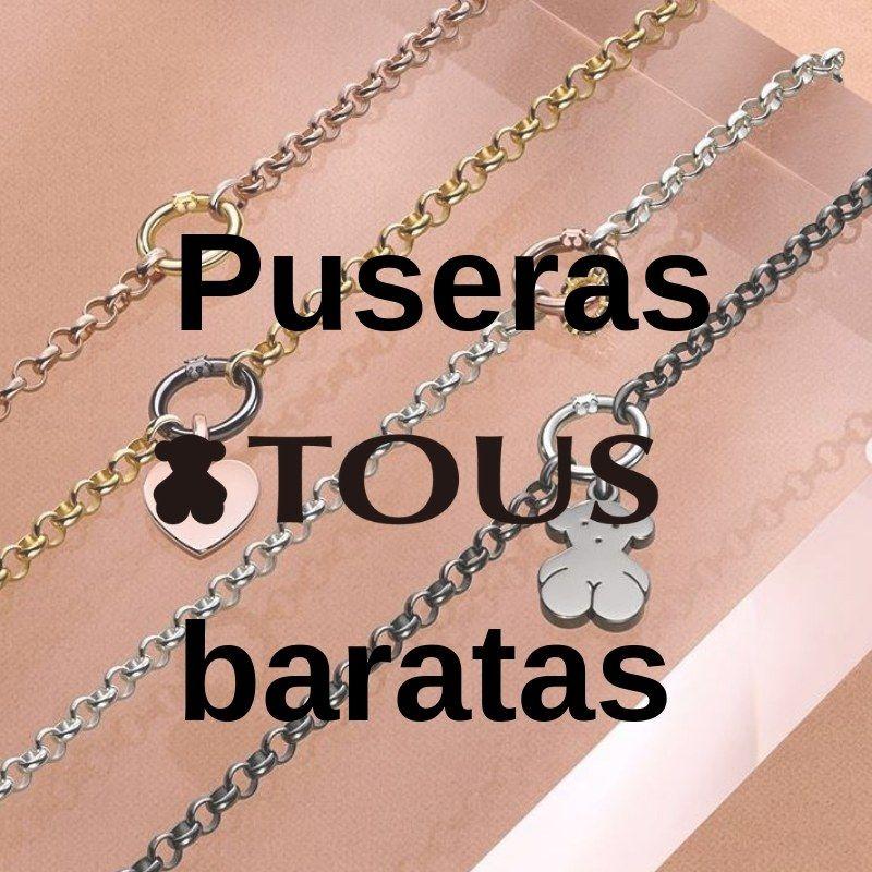 bajo precio 621e4 d50e8 Pulseras Tous Baratas | Ofertas en Tous online