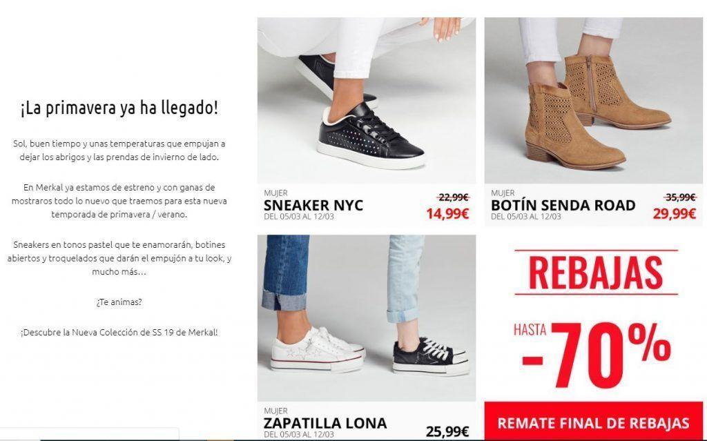 zapatos mujer a buen precio