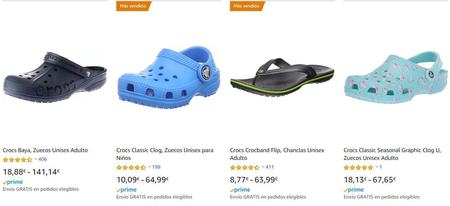 Amazon Crocs