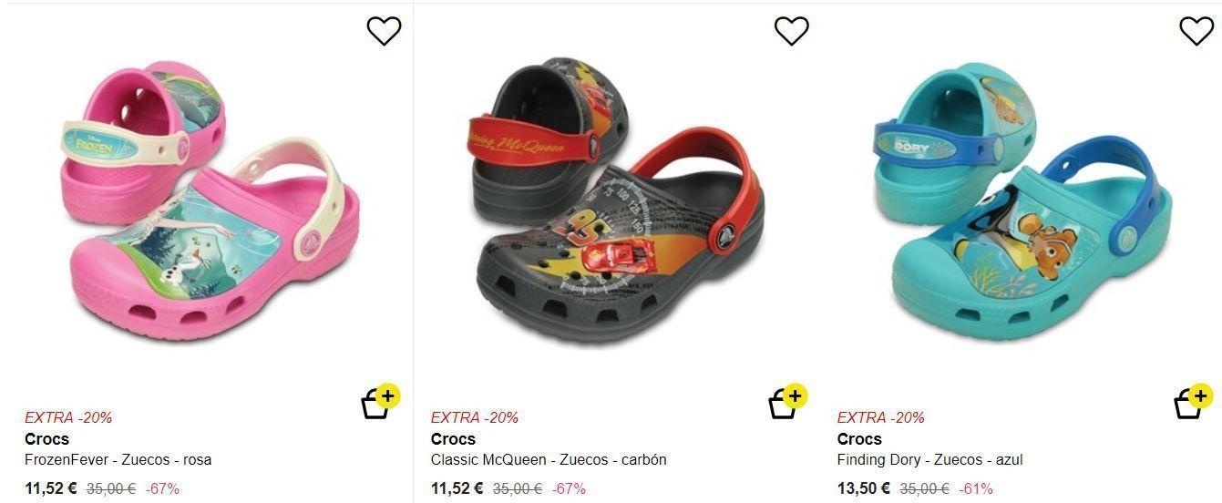Crocs Niños BA