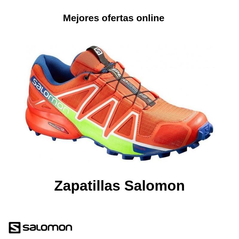 Mejores Ofertas Zapatillas Outlets Salomon BaratasLas En Online PkuXOZiT