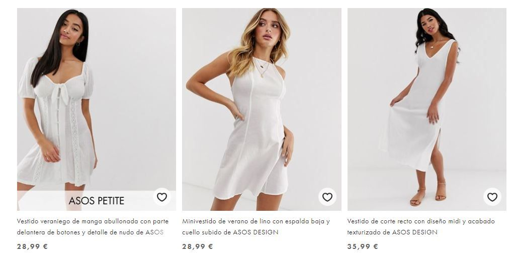 vestidos rebajados de fiesta
